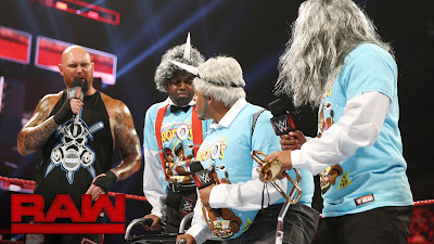New Day Club Clash of Champions Gallows Anderson Tag Championship