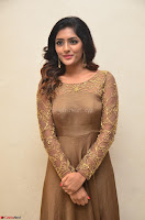 Eesha looks super cute in Beig Anarkali Dress at Maya Mall pre release function ~ Celebrities Exclusive Galleries 057.JPG
