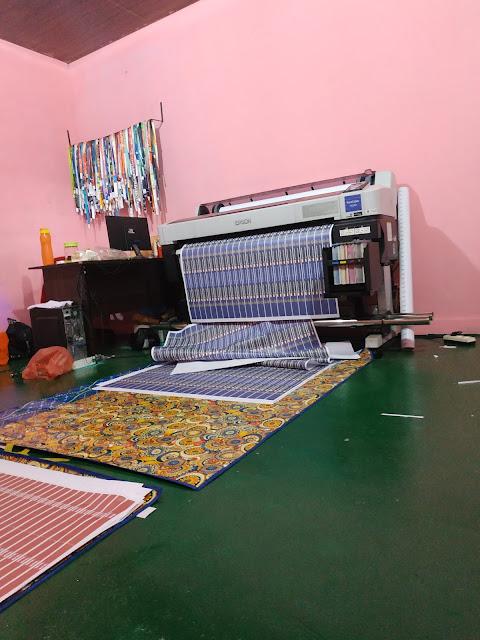 Pusat pembuatan tali lanyard digital printing Satuan di Jakarta