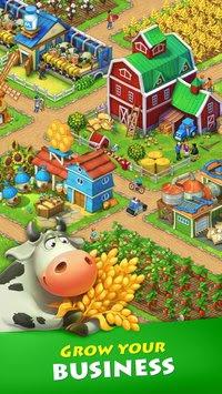 Townshipتحميل لعبة المزرعة توين شيب Township  للاندرويد مجانا