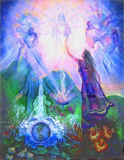 Afbeeldingsresultaat voor spiritueel ontwikkelen naar het licht