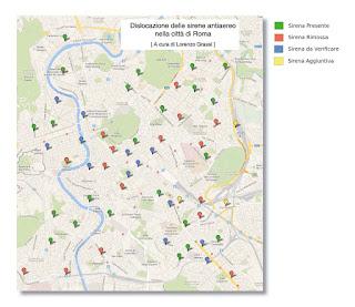 La mappa delle sirene di Lorenzo Grassi