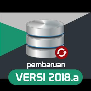 Updater/ Patch Aplikasi Dapodikdasmen SMK Versi 2018.a