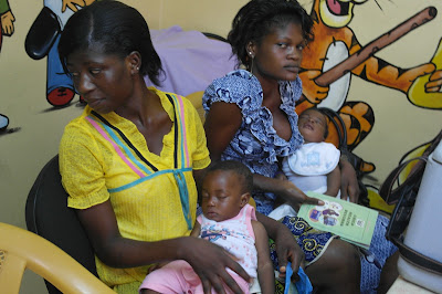 TeamHonk GoodWork Vaccinations Ghana