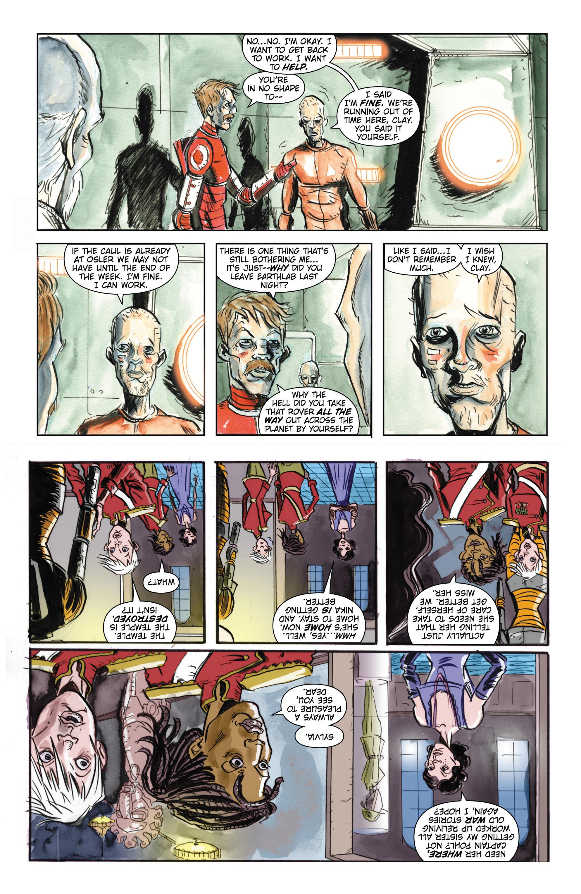 Read online Trillium comic -  Issue # TPB - 122