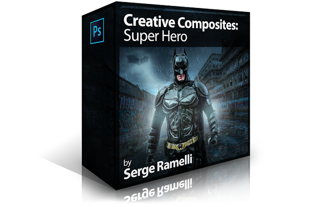 Creative Composites: Super Hero