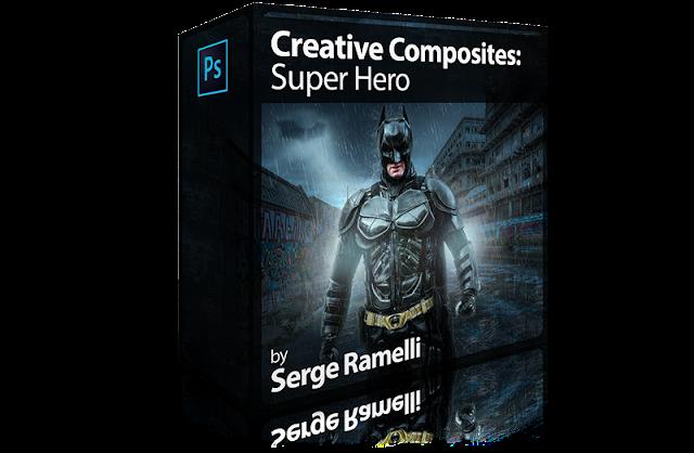 Creative Composites: Super Hero