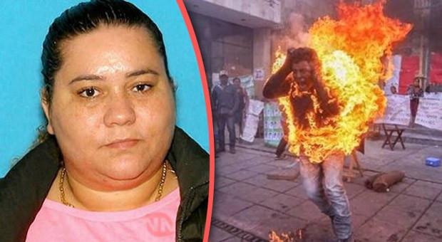 Γυναίκα έκαψε τον άντρα της, όταν έμαθε ότι βίαζε την 7 ετών κόρη τους
