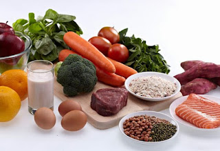 Fungsi makanan bagi tubuh kita