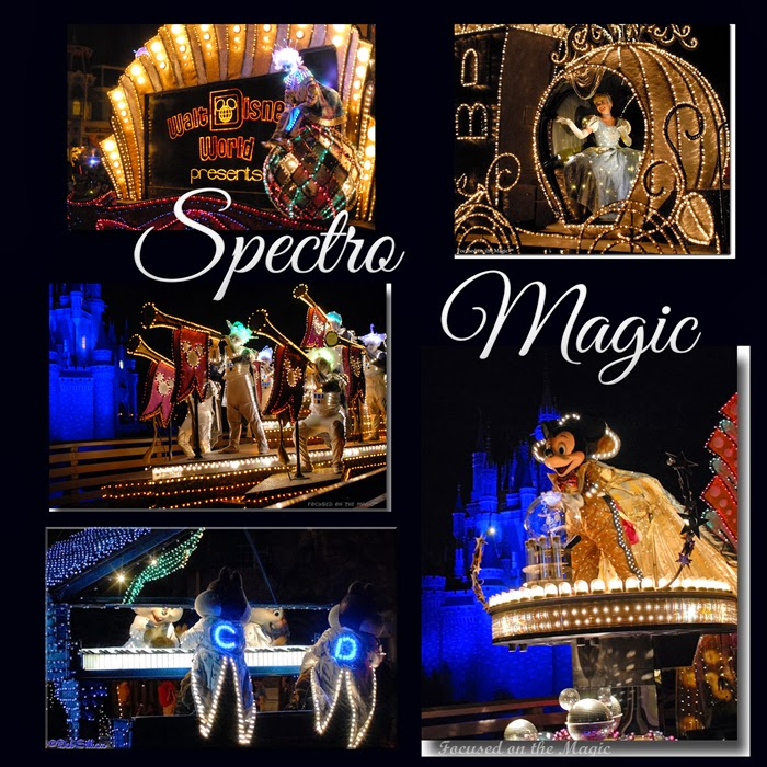 Spectro Magic Parade