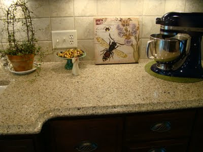 Counter Tops Are Riverstone Quartz From Menards