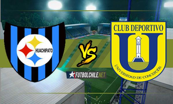 Huachipato vs Universidad de Concepción – Primera División – 23/02/18