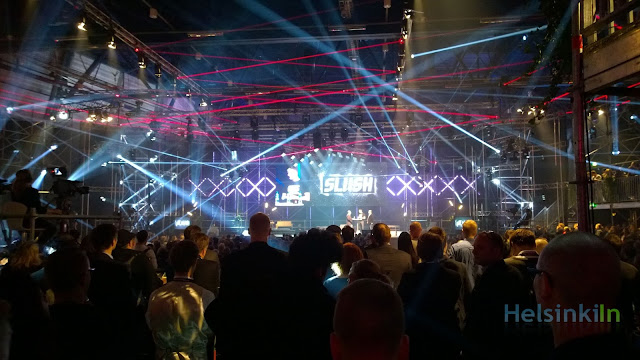 Slush opening ceremony 2014