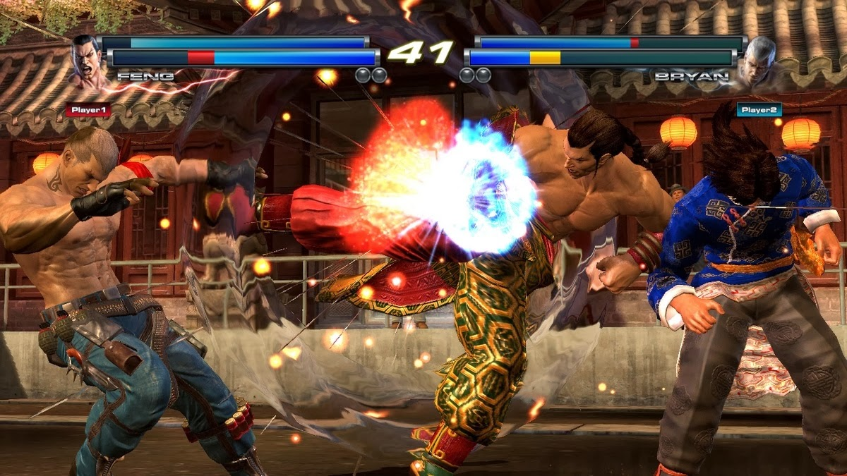 Ps3 Tekken Tag Tournament 2 Download Game Full Iso