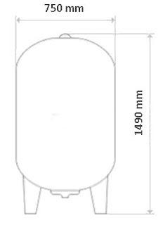 Drawing Aquasystem VAV 500