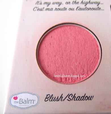 The Balm AutoBalm California Palet