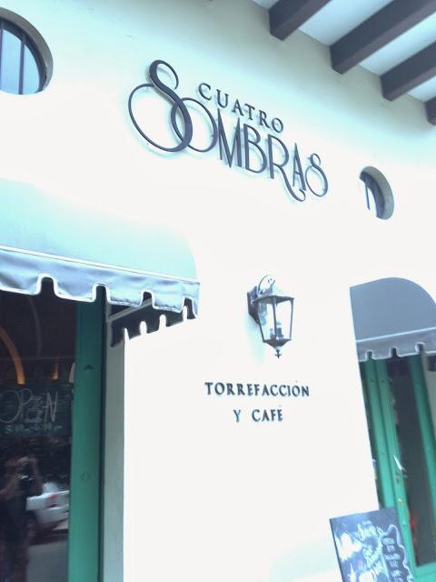 Cafe Puerto Rico En El Viejo San Juan