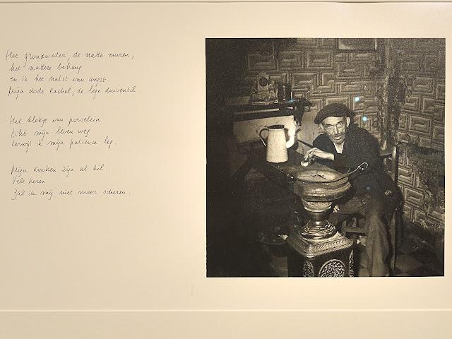 foto van Rik selleslags met tekst van Claus