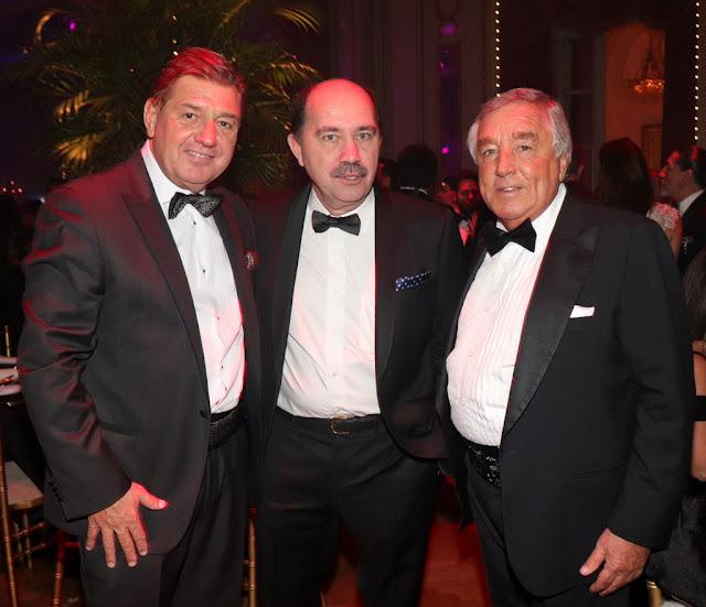 Manuel Sánchez, Javier Ortiz Batalla y Julio De Marco
