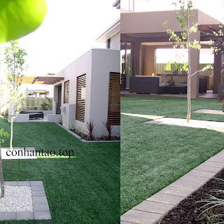 Những đặc điểm và đặc tính ưu việt của cỏ nhân tạo sân vườn