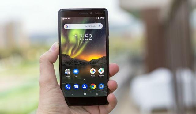 Review Nokia 6 (2018),Punya Lensa Zeiss 16 MP yang Bisa Hasil Gambar Jernih