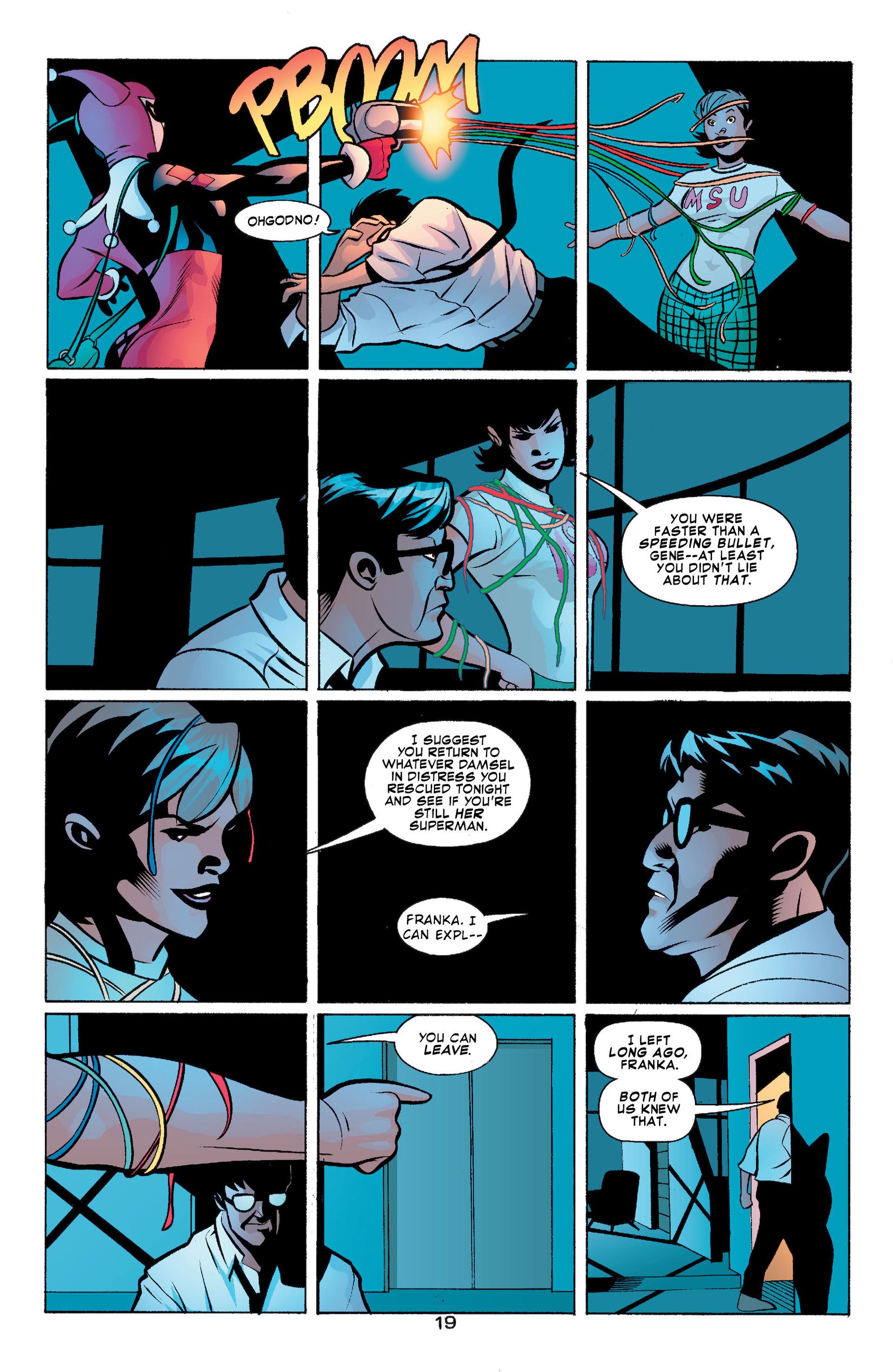 Harley Quinn (2000) Issue #15 #15 - English 20