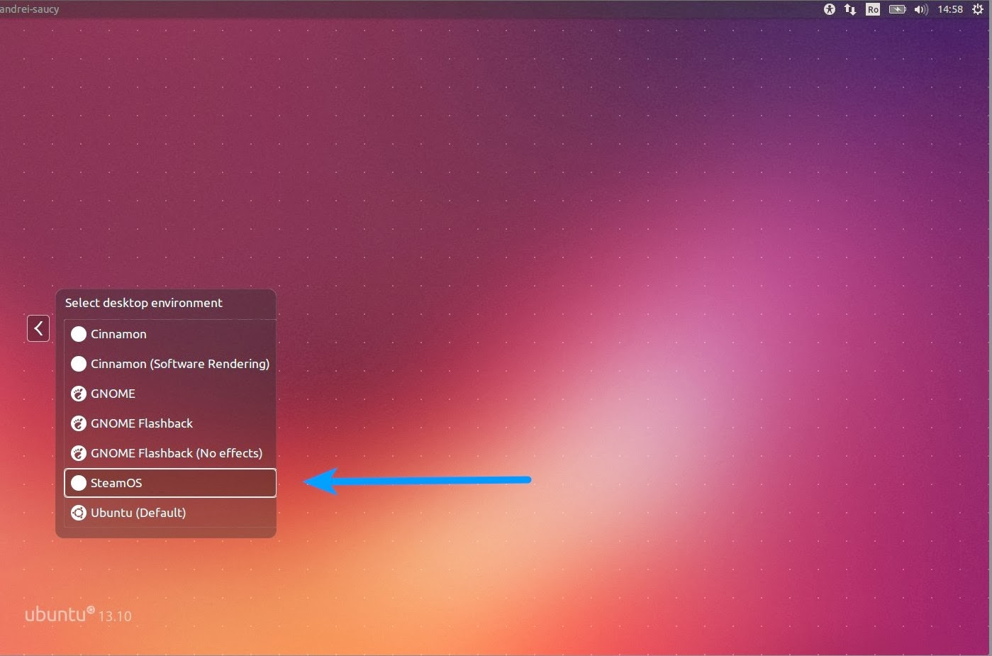 Petescan321 — Install The SteamOS Session In Ubuntu