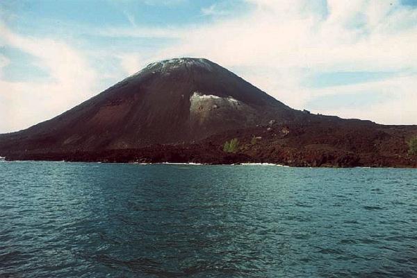 terpukau anak gunung krakatau