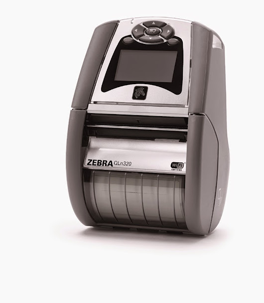 Recent Addition: Zebra QLn Series Healthcare (QLn220 HC / QLn320 HC) Mobile Barcode Label Printers