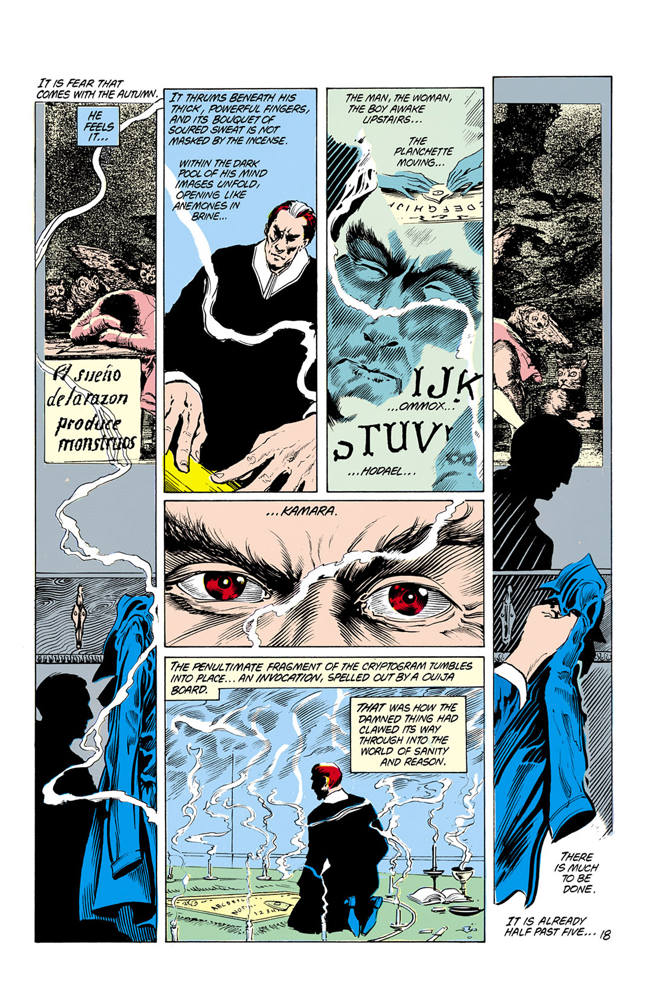 Swamp Thing (1982) Issue #25 #33 - English 18