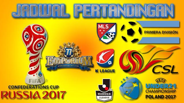 Jadwal Dan Pasaran Bola Terbaru Malam Ini, 22-23 November 2017
