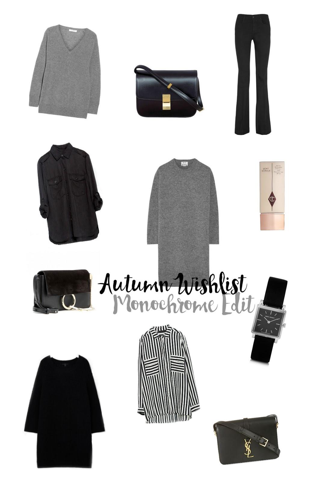 autumn style wishlist