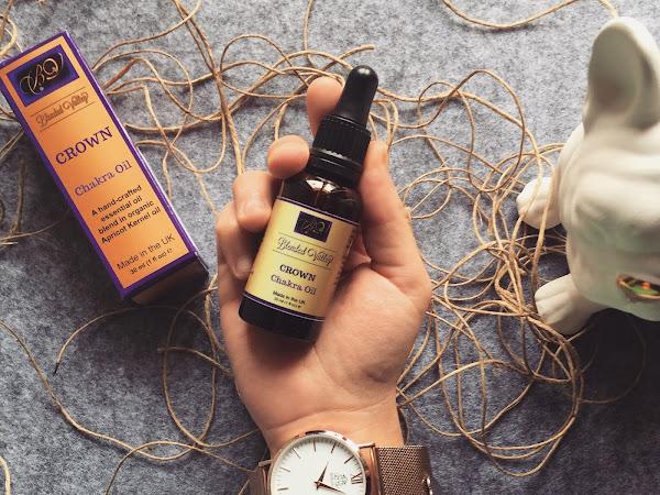 L'aromaterapia: Olio Chakra CORONA