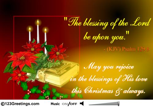 Greeting Card Ideas and Tips: Christian Christmas Cards