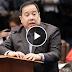 Watch: Sen. Gordon sumabog sa galit at binanatan si SPO3 Lascañas sa kanyang Privilege Speech