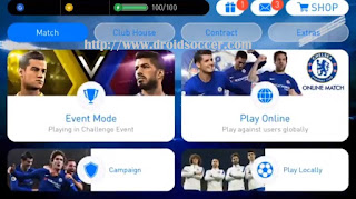 Download PES 2018 Mobile Mod CHELSEA Graphic by Itangashr