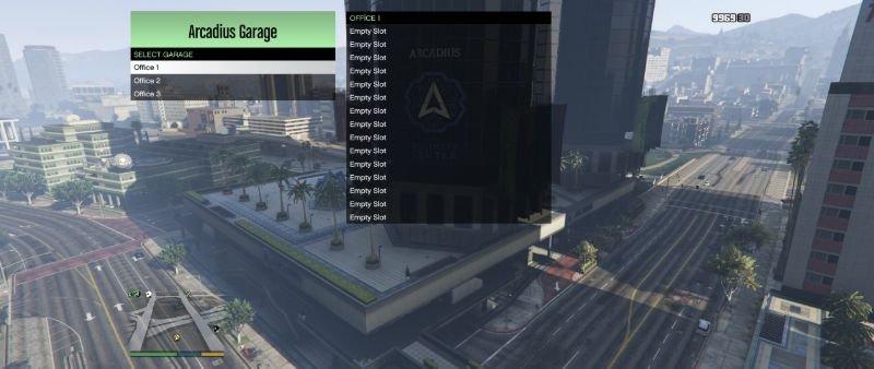Office Garages Spg Gta5 Gamesmods17