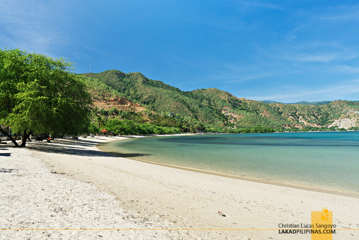 Areia Branca Beach Dili
