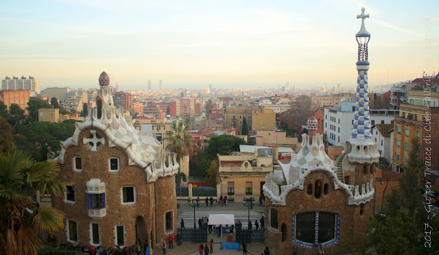 Barcellona, week end
