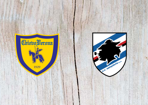 Chievo vs Sampdoria - Highlights 19 May 2019