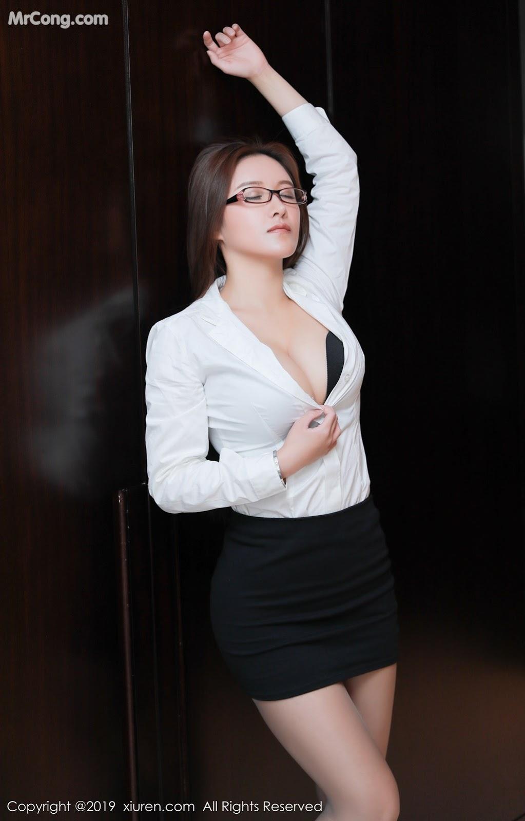 Image XIUREN-No.1457-Jenny-MrCong.com-007 in post XIUREN No.1457: 任莹樱 Jenny (46 ảnh)