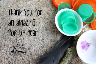 Thank you for an amazing pop up year -on to 2017