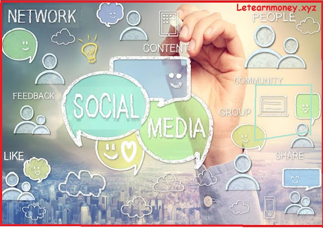 How To Earn Money With Social Media - Let Earn Money