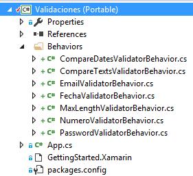 Windows Phone, Xamarin, Azure y otras cosas: Validación de datos