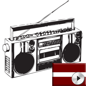 Latvia web radio