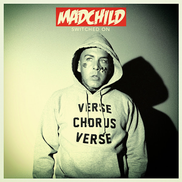 Madchild - Switched On (Deluxe Version) Cover