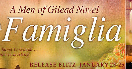 Release: La Famiglia by Deanna Wadsworth (January 23-25)