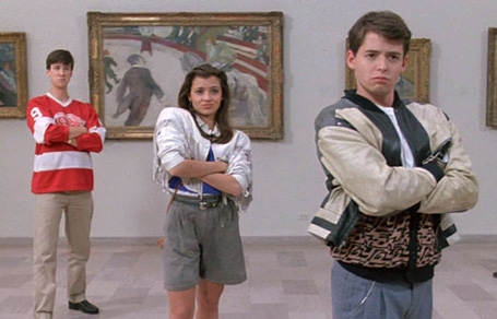 Ferris Bueller's Art Appreciation