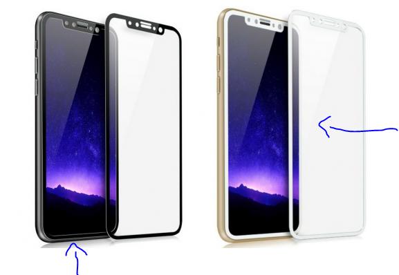 تسريب أولى الصور لهاتف Huawei P11 Lite تُظهِر تصميمًا مماثلا لهاتف iPhone X! 2018
