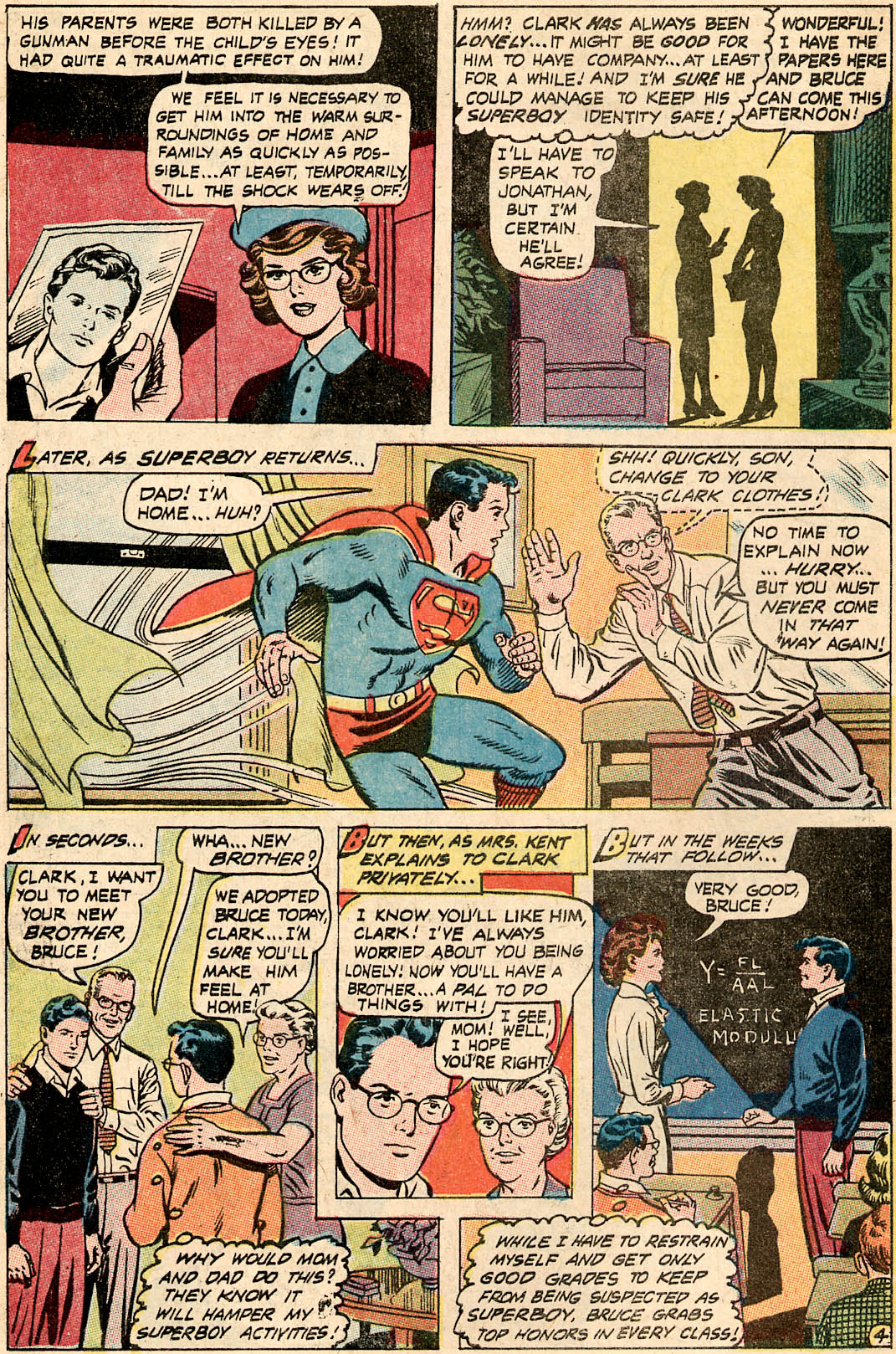 Read online World's Finest Comics comic -  Issue #172 - 6